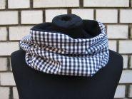 """kurzer Winter Loop-Schal """"60's Style"""""""