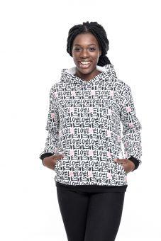 """Hoodie/ Sweatshirt """"Love"""""""