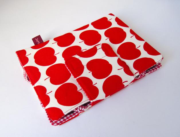 """eBook-Reader Tasche """"Red Delicious"""""""