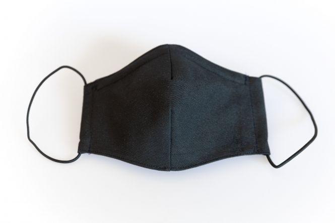 "3-lagige Behelfsmaske ""Zorro"""